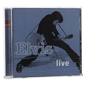 Elvis Live CD