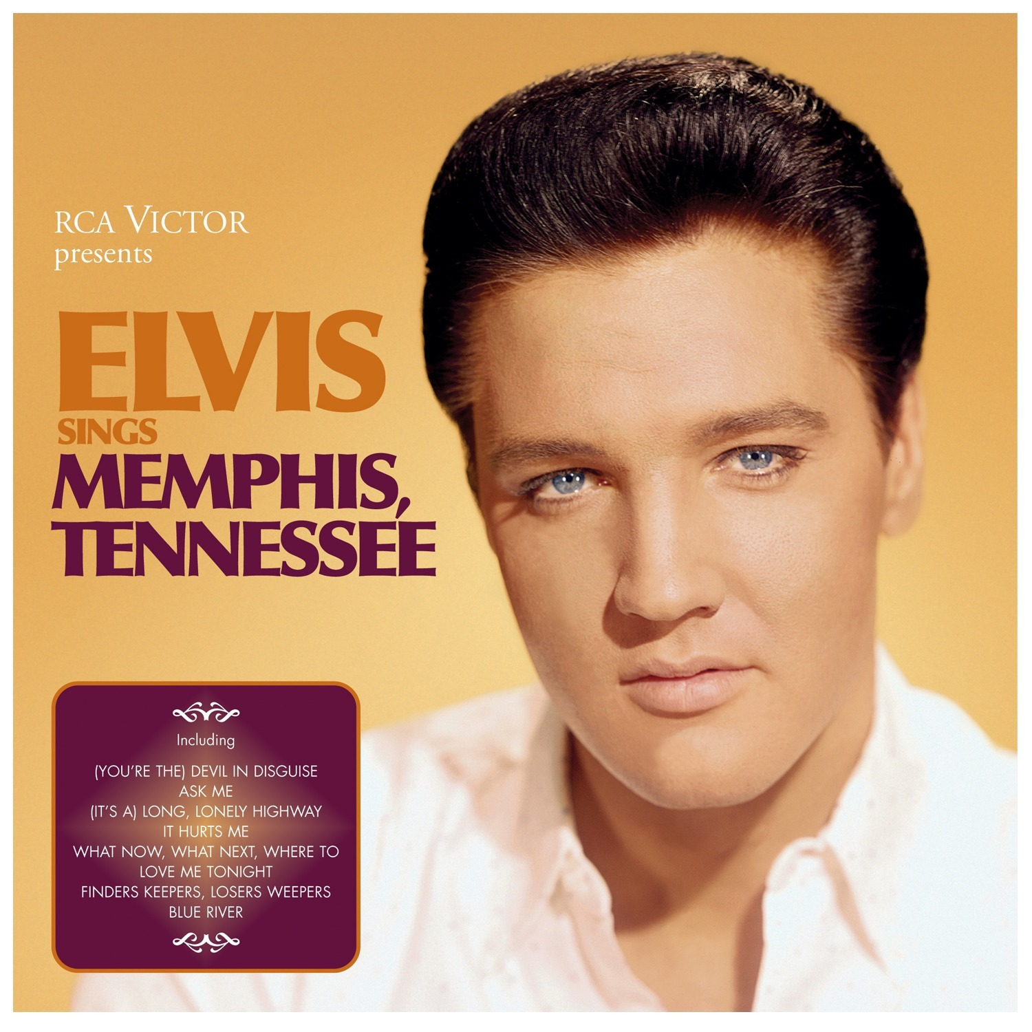Elvis - Memphis, TN (The Lost Album) FTD CD