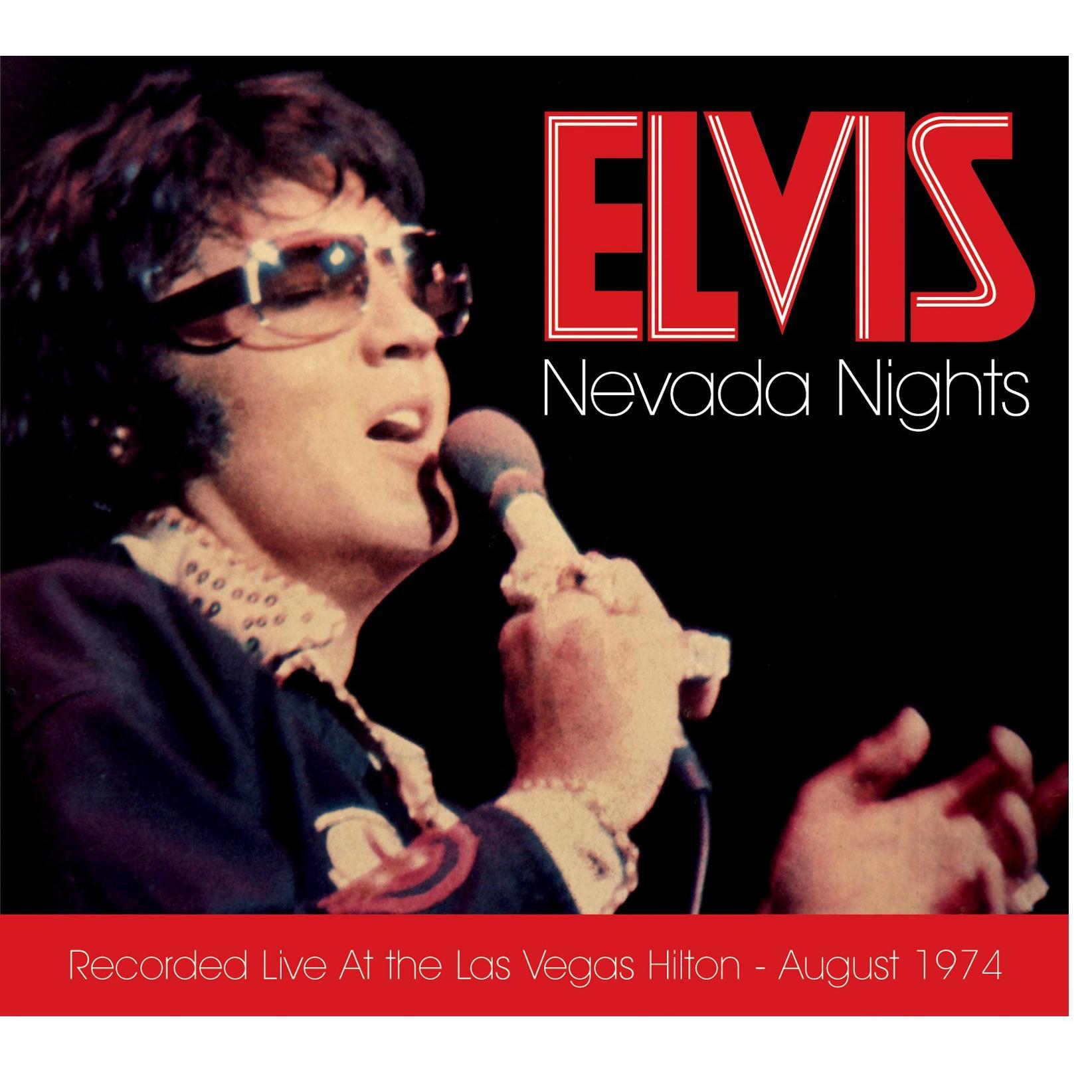 Elvis Nevada Nights FTD CD