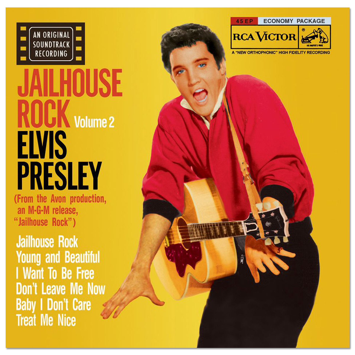 Elvis Jailhouse Rock Vol. 2 FTD CD