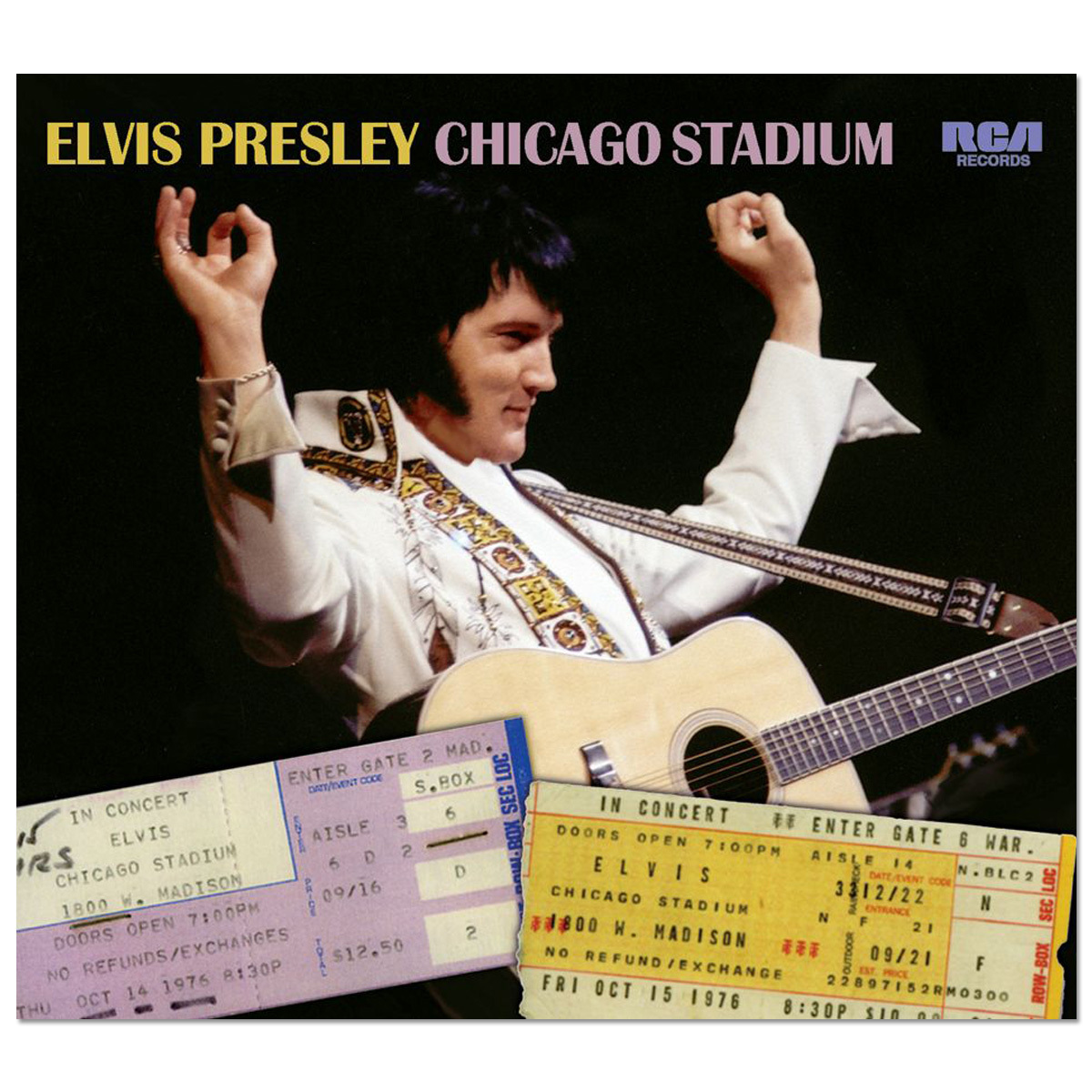 Elvis Chicago Stadium '76 FTD CD