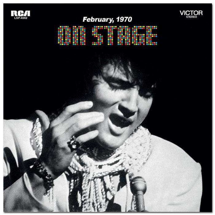 Elvis On Stage - February 1970 FTD CD