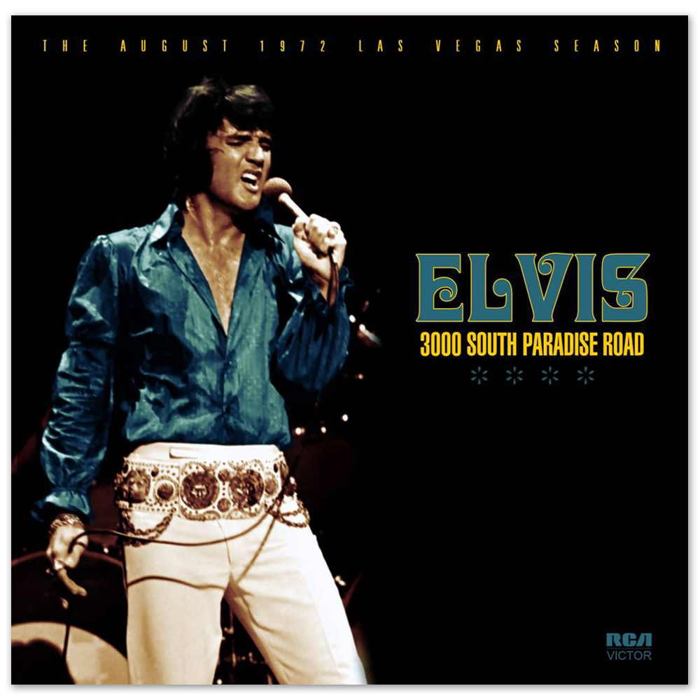 Elvis Presley 3000 South Paradise Road Ftd Cd Shop The