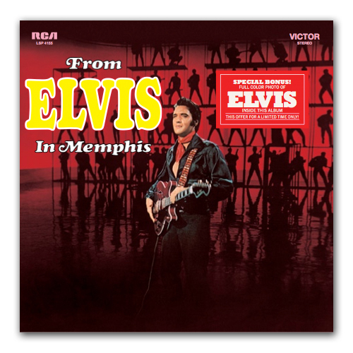 From Elvis in Memphis FTD CD