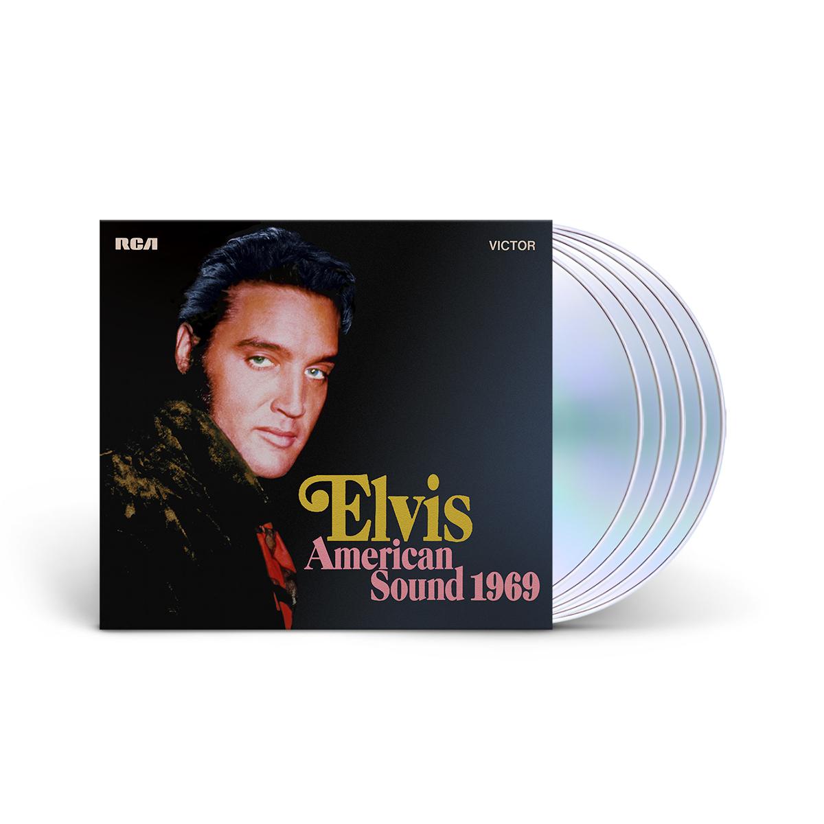 Elvis: American Sound 1969 FTD (5-disc) CD