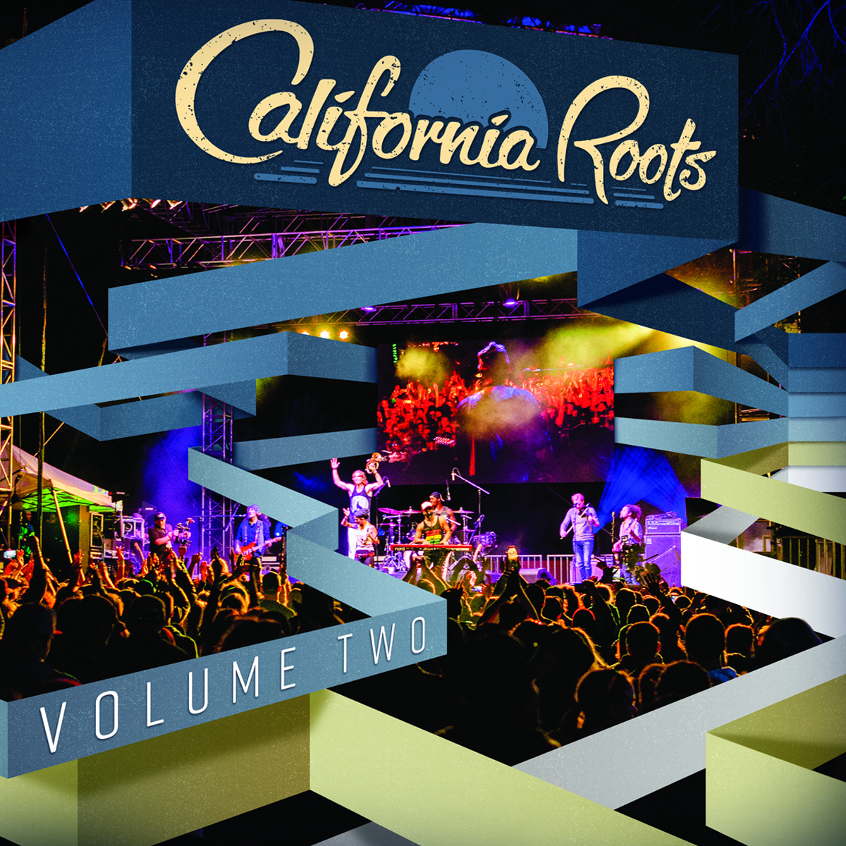 California Roots Vol. 2 Limited Edition Splatter Colored Vinyl