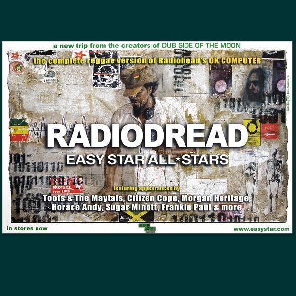 Radiodread Poster