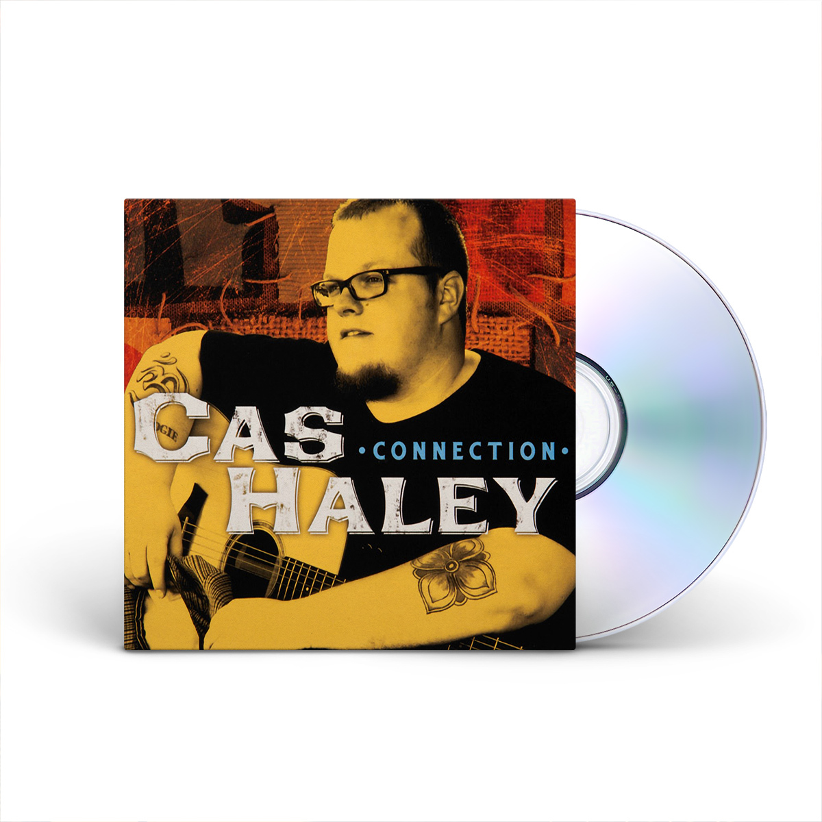 Cas Haley - Connection CD