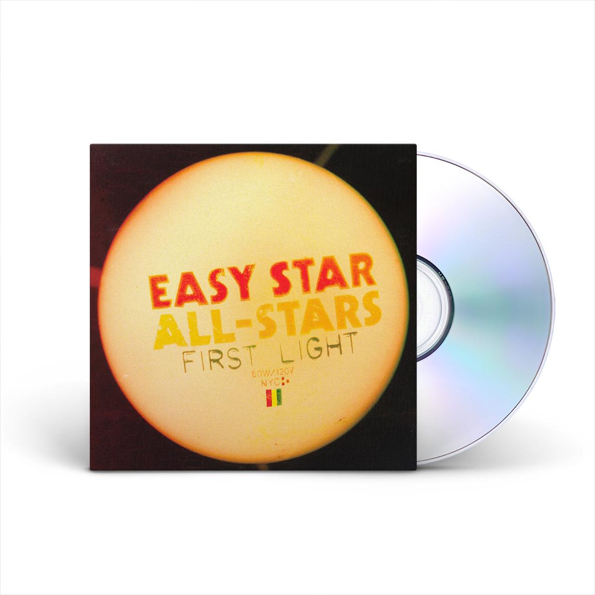 Easy Star All-Stars - First Light CD