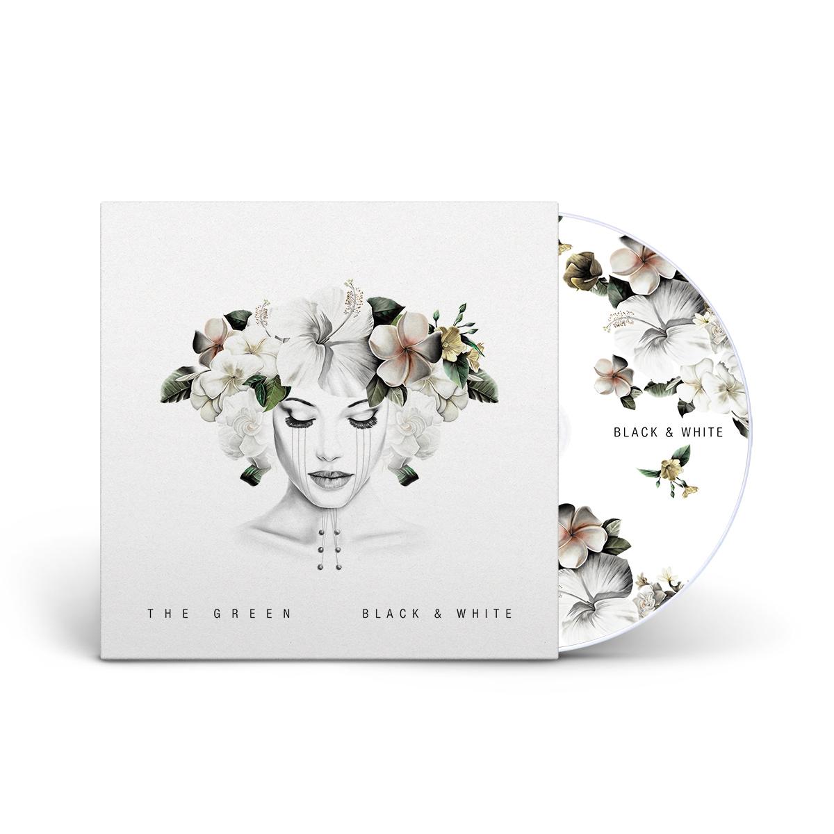 The Green: Black & White CD