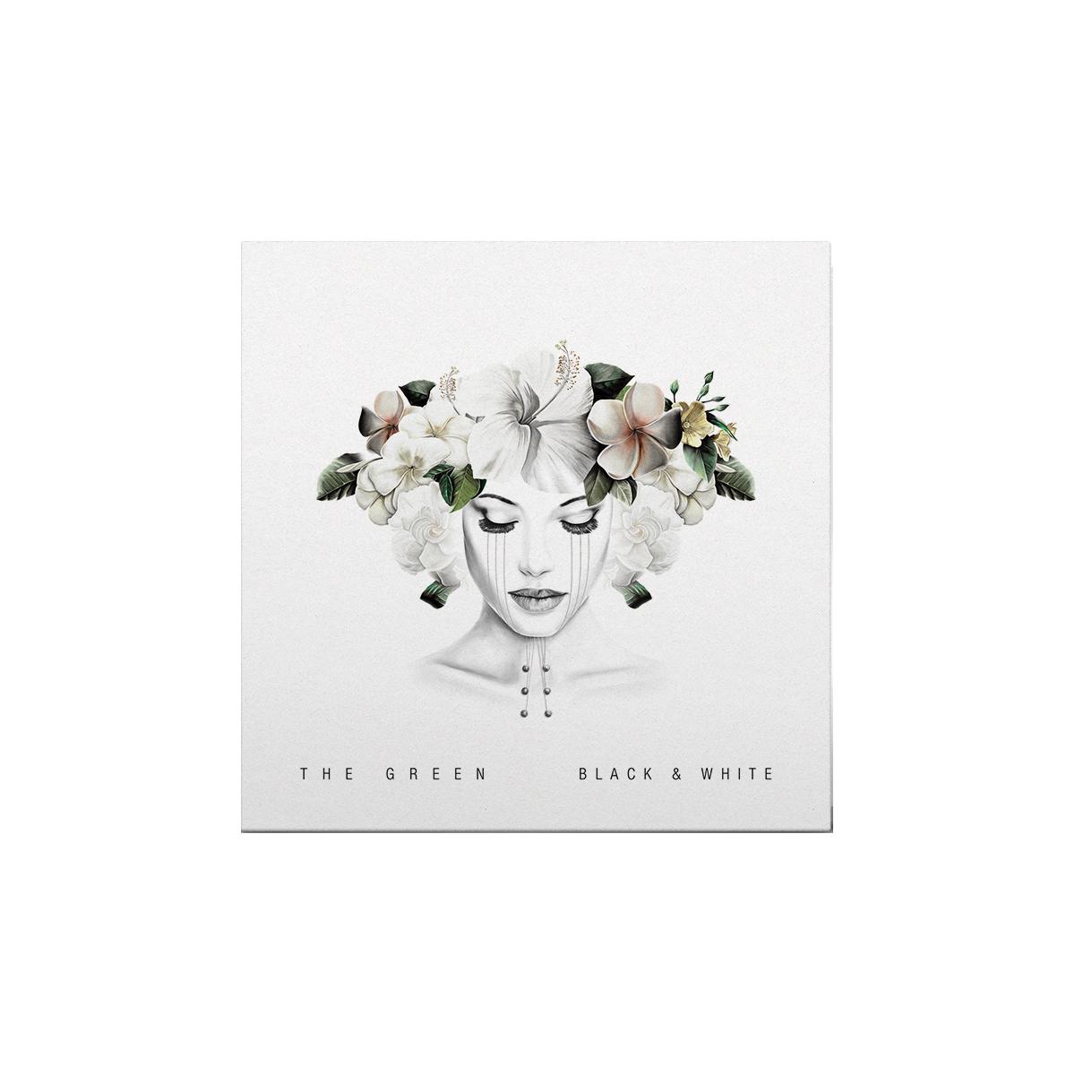The Green: Black & White Digital Download