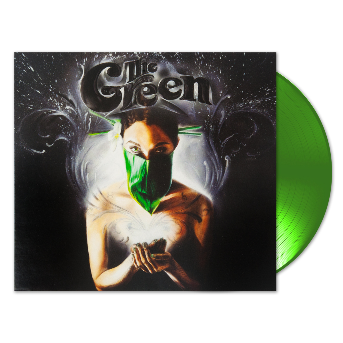 The Green - Ways & Means Limited Edition Green-Colored Vinyl LP
