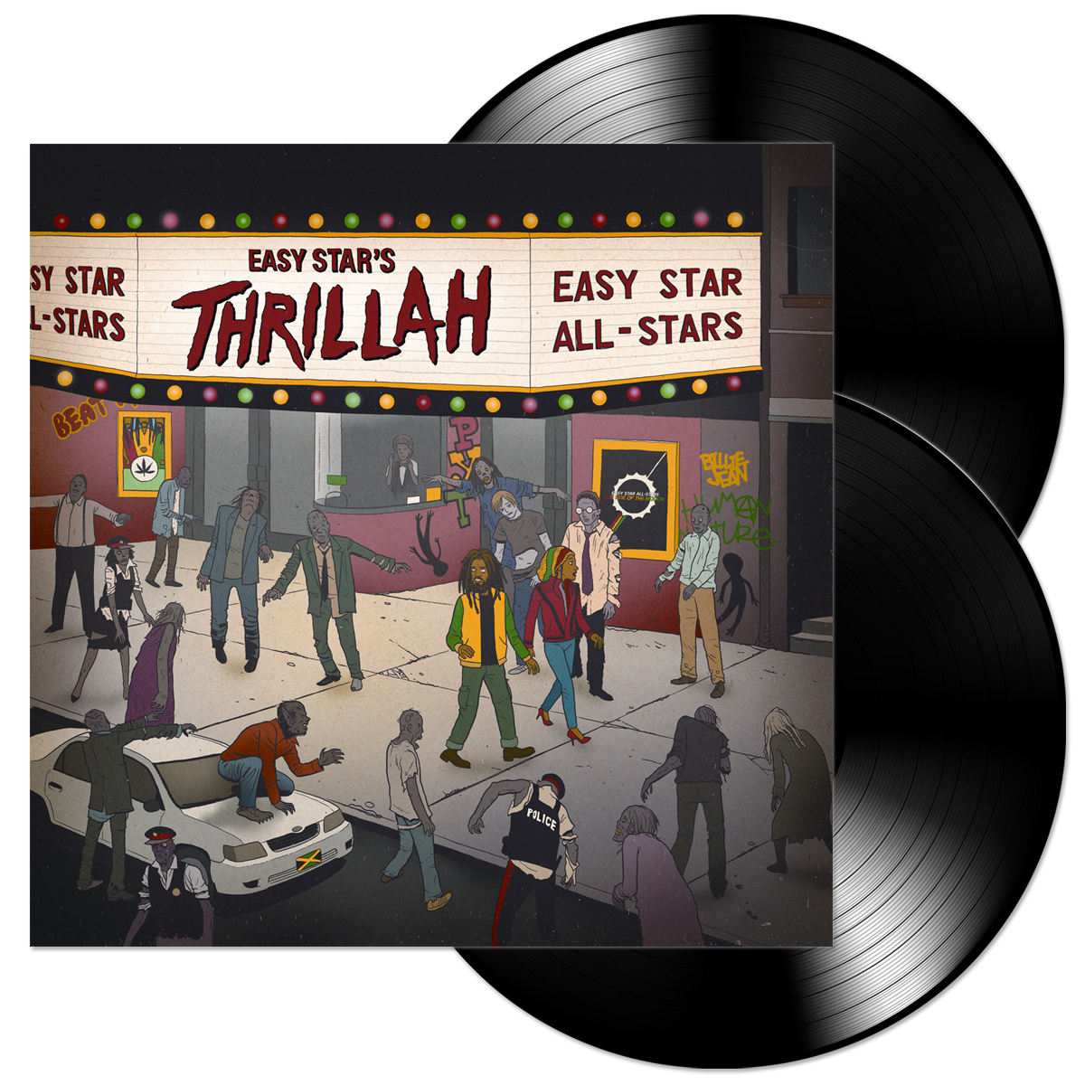 Easy Star All-Stars - Easy Star's Thrillah LP
