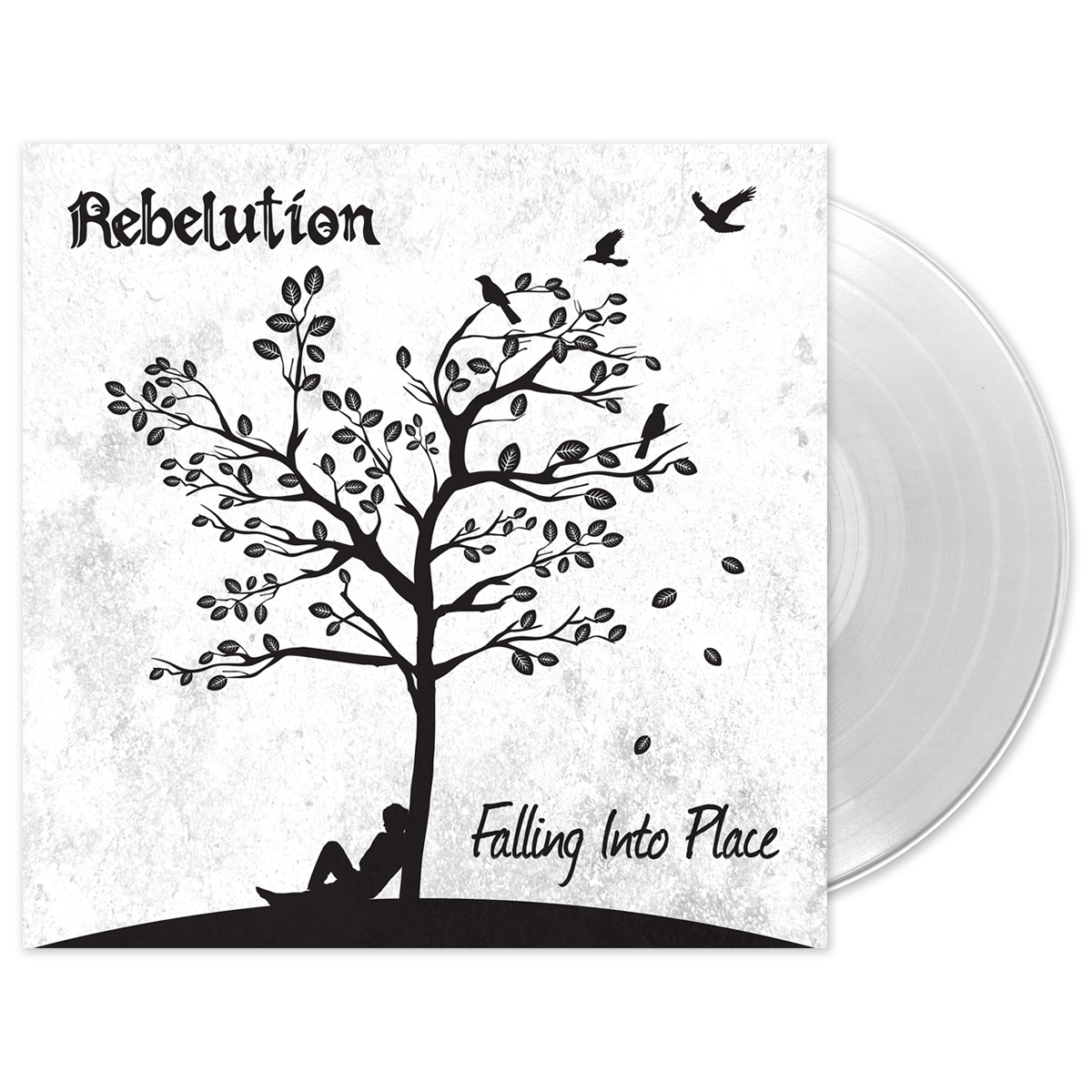 Falling Into Place Clear Vinyl