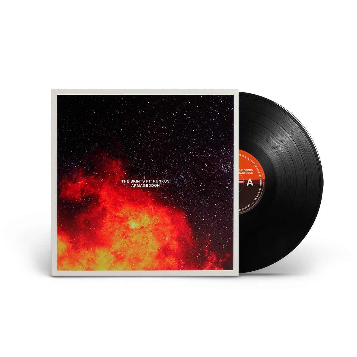 "The Skints ""Armageddon"" Limited-Edition 7"" Vinyl Single"