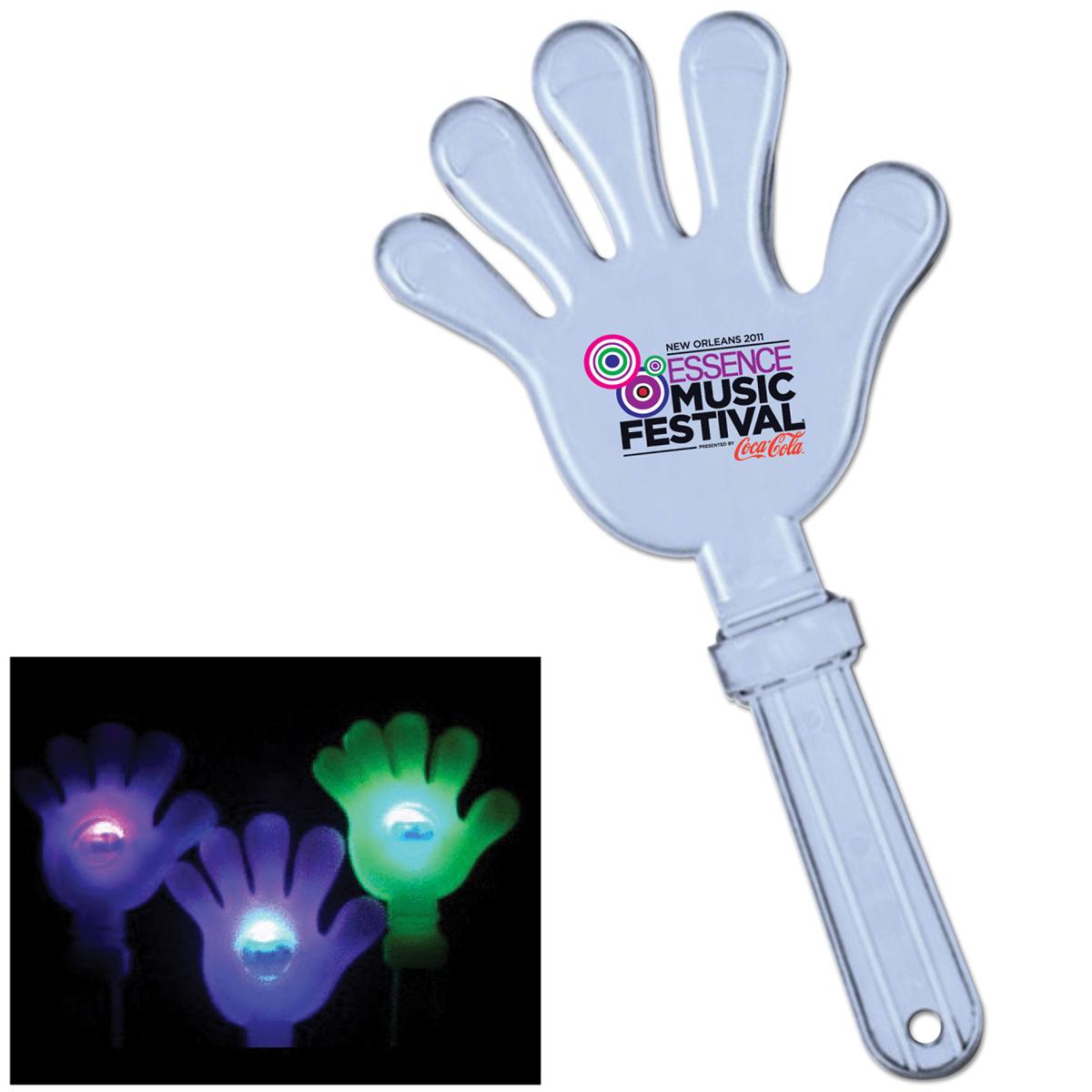 Essence Music Festival Glow in the Dark Hand Noisemaker