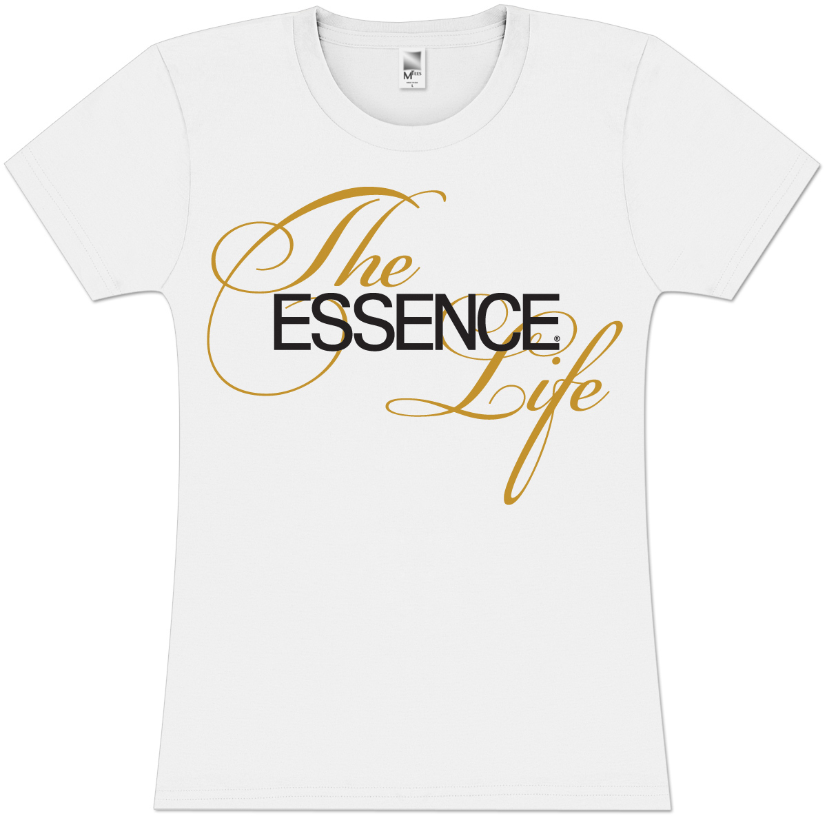 Women's The Essence Life Foil Tee