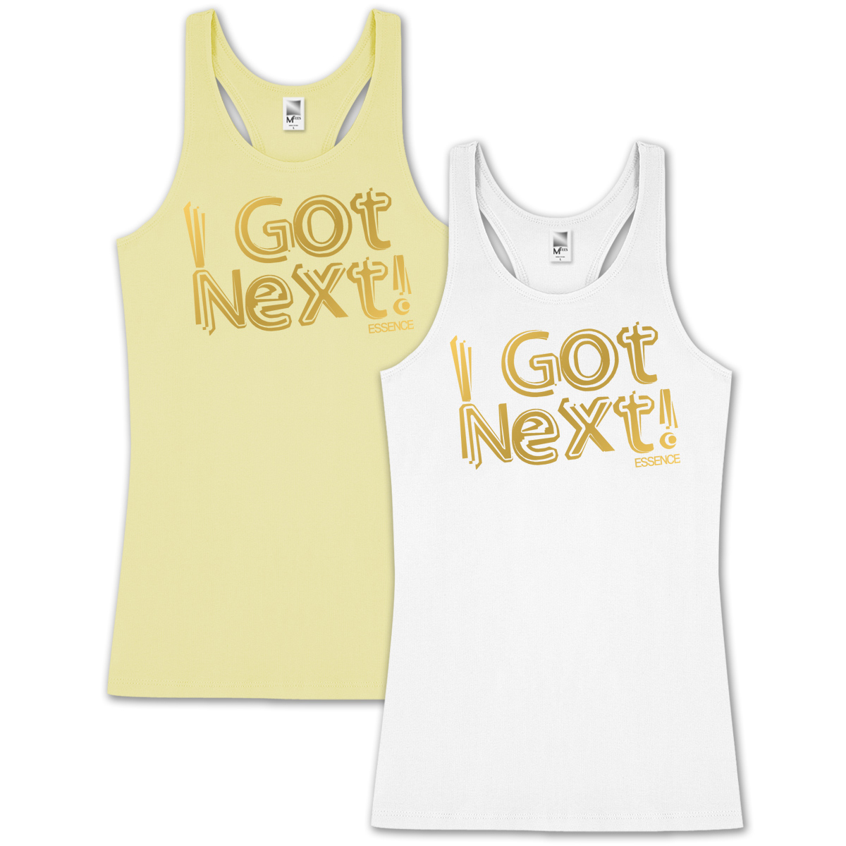 """I Got Next"" Racerback Tanks"