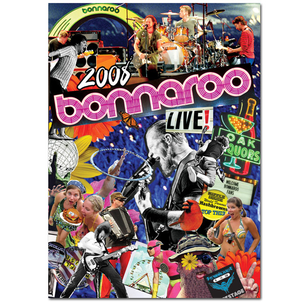 Live From Bonnaroo 2008 Limited Edition DVD