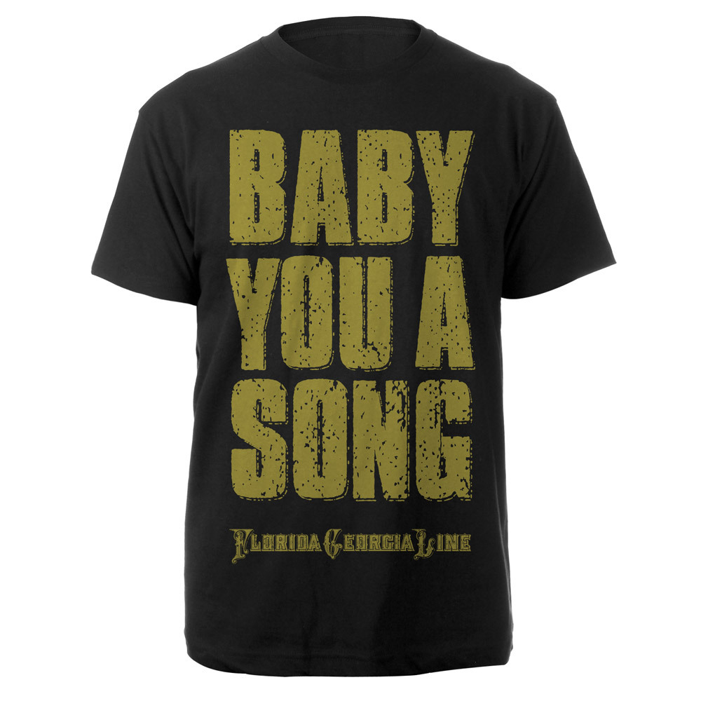 Baby You a Song Tee