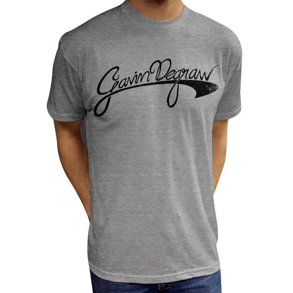 Gavin DeGraw - Summer 2011 Tour T-Shirt