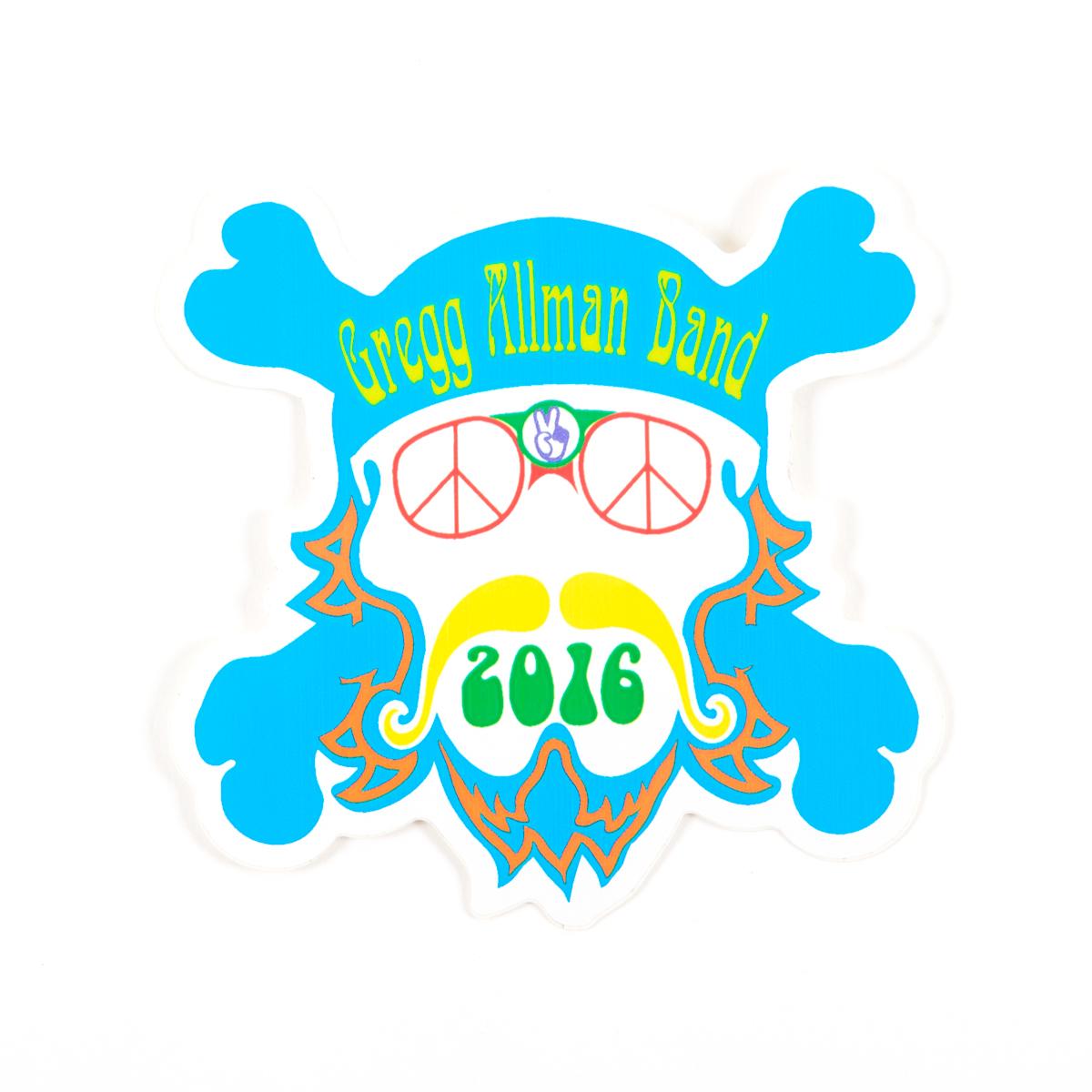 Band Face Sticker 2016