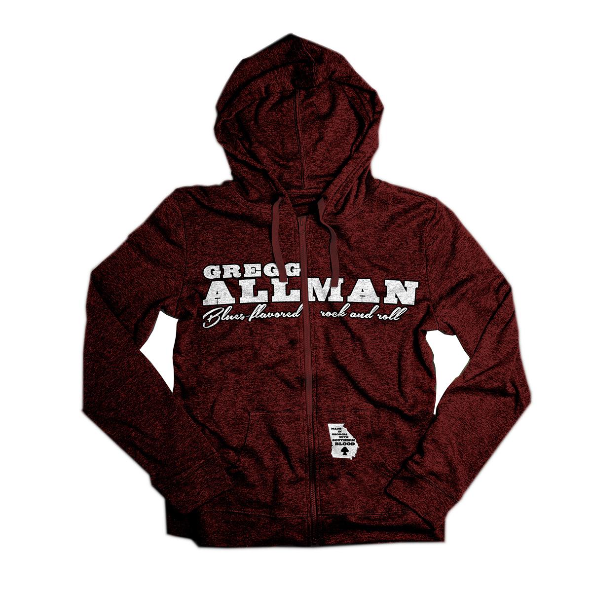 Gregg Allman Exclusive Hoodie