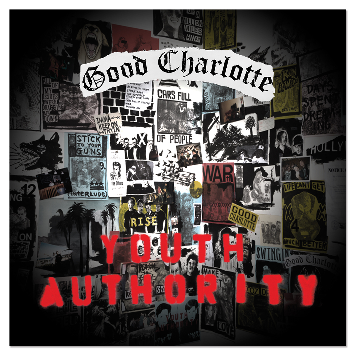 Youth Authority CD