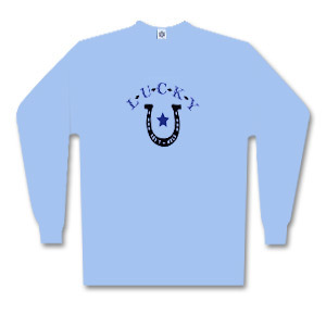 Lucky Longsleeve Women's T-Shirt