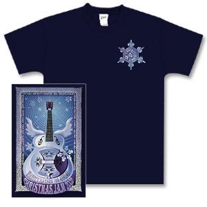 Warren Haynes 2002 Xmas Jam T-shirt