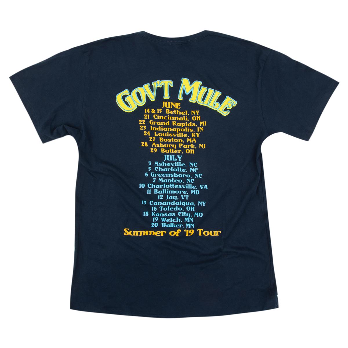 Summer of '19 Tour T-Shirt (June & July Dates)