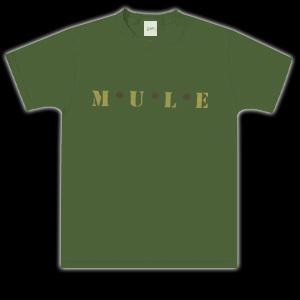 Gov't Mule MASH Mule Logo Ladies T-Shirt