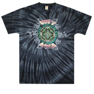 Gov't Mule 2005 Spring Tour Tie-Dye