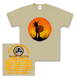 Gov't Mule 2005 Summer Tour Youth T-Shirt