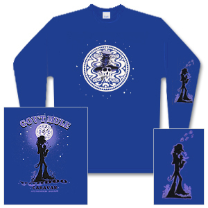 Gov't Mule Sax Player Logo Longsleeve T-Shirt
