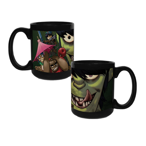 Gorillaz Mug