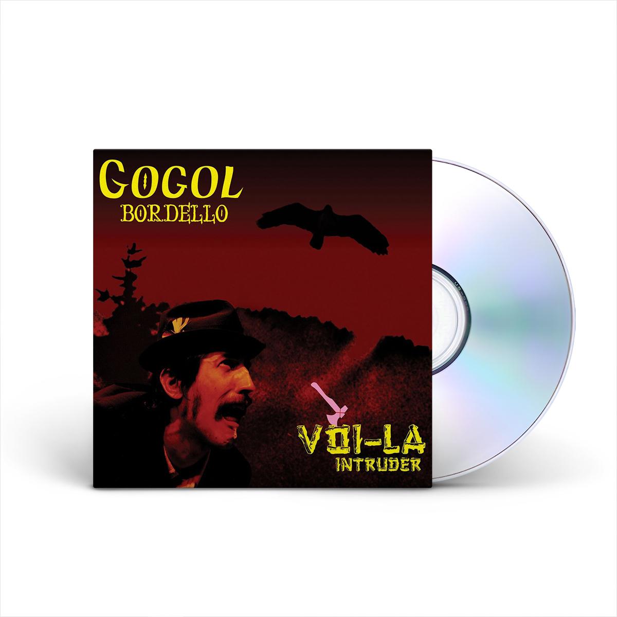 Voi-La Intruder  CD
