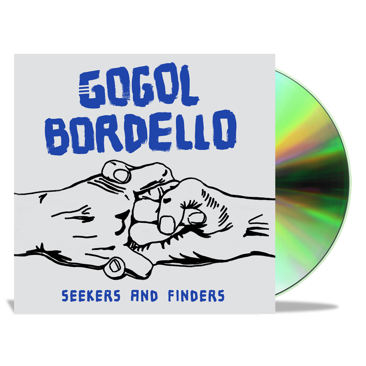 Gogol Bordello - Seekers & Finders CD
