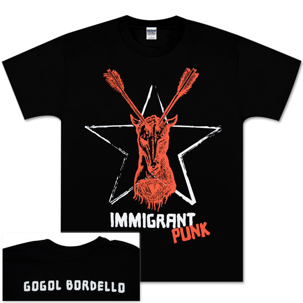 Kids' Immigrant Punk T
