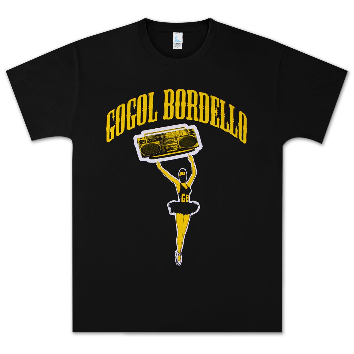 Gogol Bordello Ballerina T-Shirt