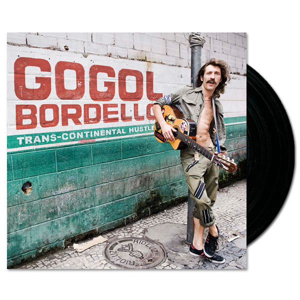 Trans-Continental Hustle Vinyl LP