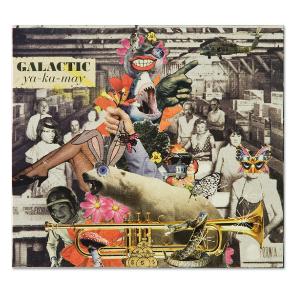Galactic - Ya-Ka-May CD