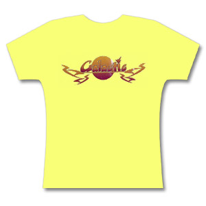 Lemon Baby Ladies T-Shirt