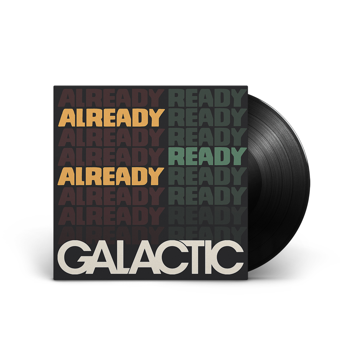 Already Ready Already Vinyl