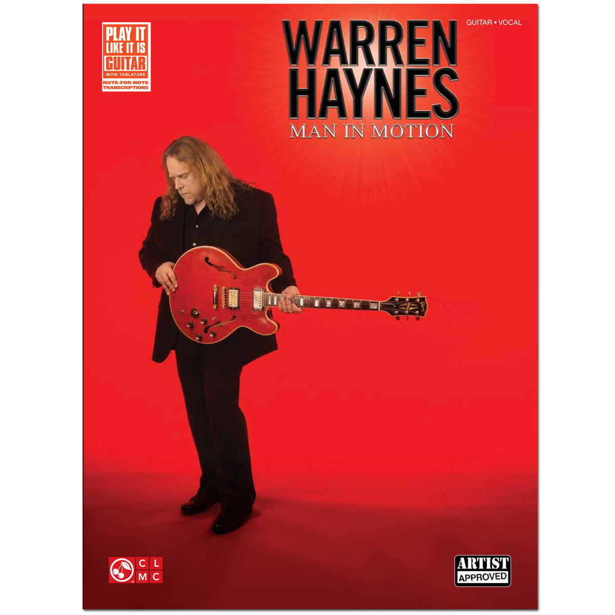 Warren Haynes – Man in Motion Songbook