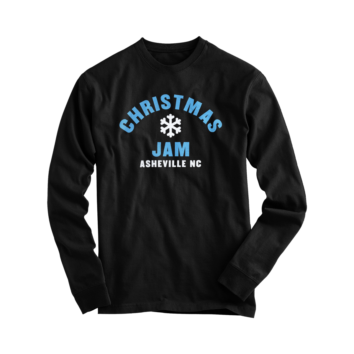 2018 Christmas Jam Long-Sleeve T-Shirt