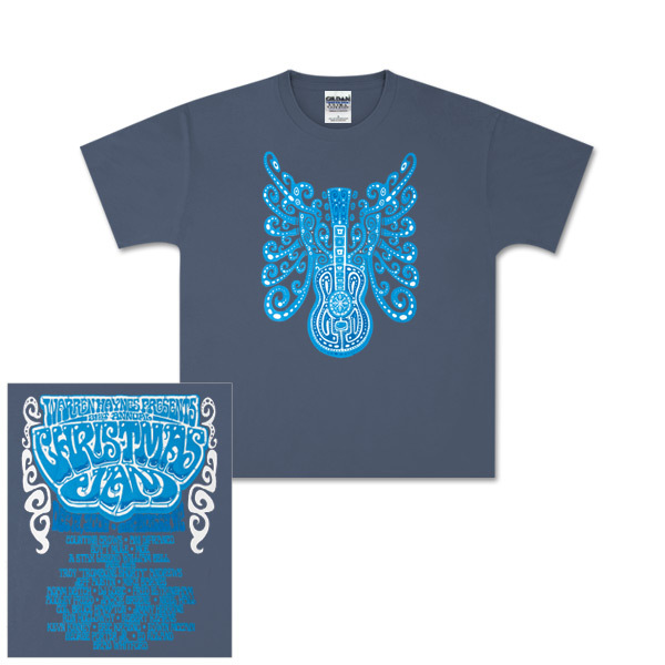 Warren Haynes Xmas Jam 2009 Youth T-Shirt