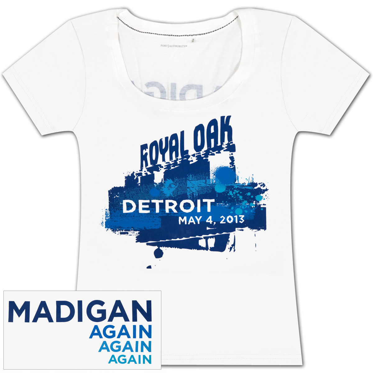Kathleen Madigan - Women's Madigan Again T-Shirt