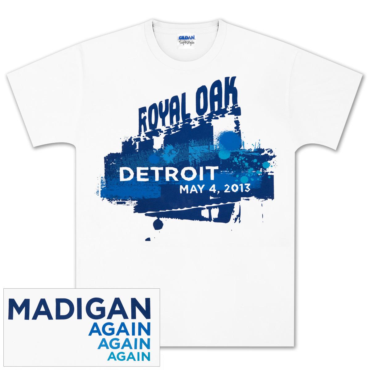 Kathleen Madigan - Men's Madigan Again T-Shirt