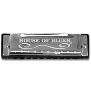 House of Blues Harmonica